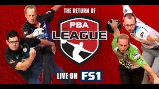 PBA Bowling League Championship 09 30 2020 (HD)