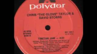 Chris The Glove Taylor - Tibetan Jam