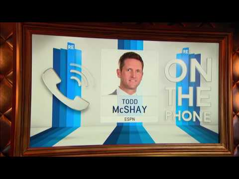 College Football Analyst Todd McShay on Deshaun Watson in The Pros - 1/11/17