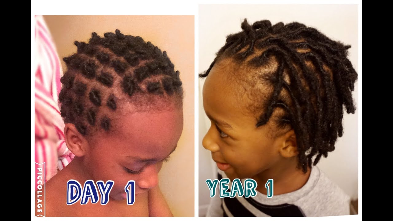 Instant Starter Locs On Toddler W X2f Short Hair How To Youtube Short Hair Styles Boy Hairstyles Starter Locs