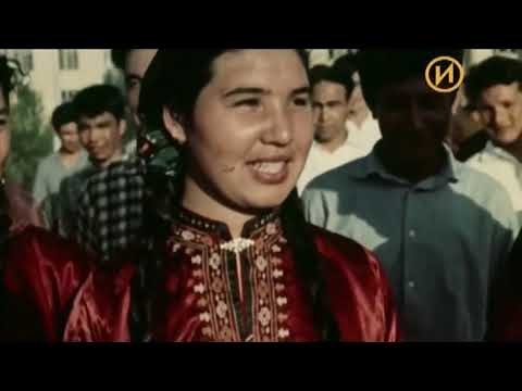 Central Asia in the USSR -2017