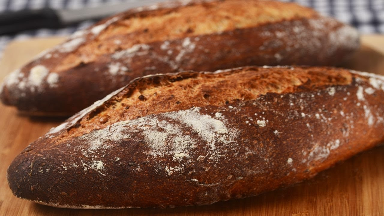Multigrain Bread Recipe Video