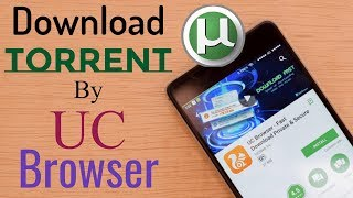 How to Download Torrent using UC Browser | Tamil