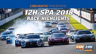 Highlights Race Hankook 12H SPA 2018