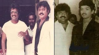 Actor Vijayakanth unseen Old|Family|Private Photos|Captain Vijayakanth Personal Rare Pictures!