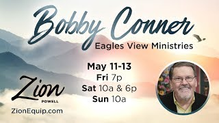 Bobby Conner Weekend -