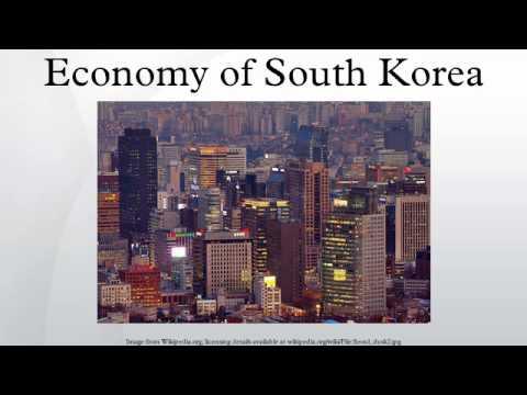 Economy of South Korea