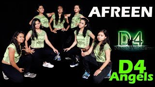Afreen Afreen | D4 Angels Crew | Dance Choreography By D4 Dance Academy