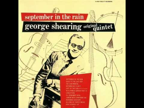 George Shearing Original Quintet - Jumpin' with Symphony Sid / Pick Yourself Up