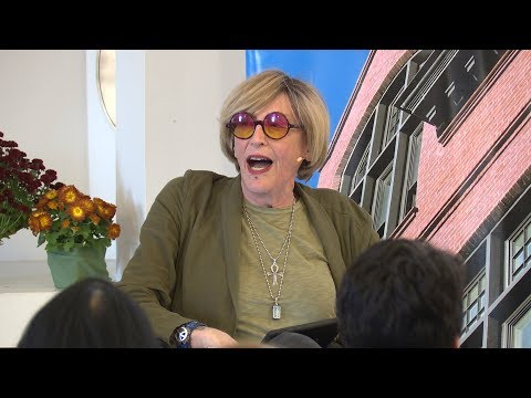 Kate Bornstein '69 Breaks Down the Binary