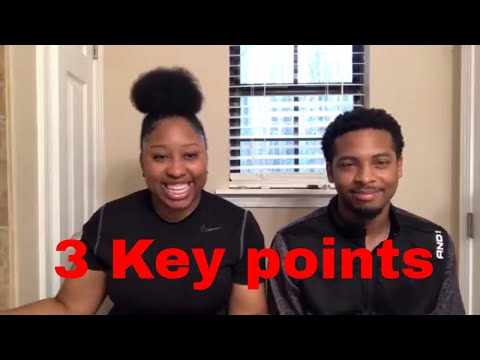 3 Keys to a long healthy relationship