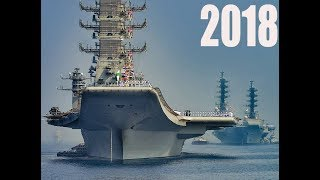 Top 10 Aircraft Carriers In The World 2018