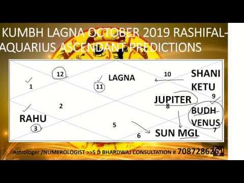 aquarius october 2019 vedic astrology