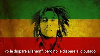 Bob Marley - I Shot The Sheriff sub. Español