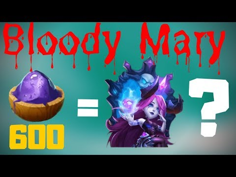 Bloody Mary | Soul Stones Drop Rate | Did We Get Her? | Castle Clash