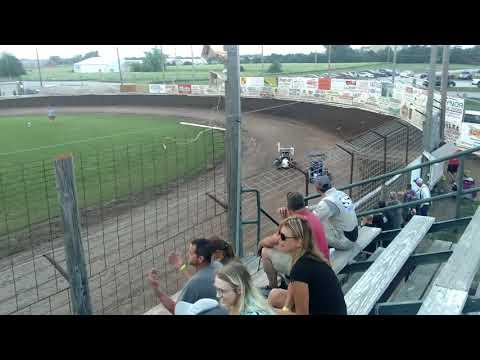 Levi Hinck KAM Raceway heat 6-1-18