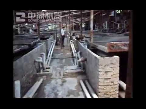 Shaking Table Working Site, Ore Dressing Plant --- zoneding.com
