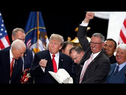 Petroleum Executives Visit Trump, Increasing Offshore Oil Drilling