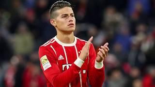 Champions League Semi-Final Preview Focus - James Rodriguez