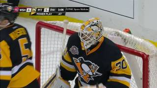 All 15 goals from Capitals and Penguins game in 87 seconds