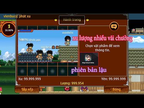 tai game ninja school online hack xu luong - Bản Ninja Lậu Xu Lượng Phê.Hướng Dẫn Tải Và Đăng Nhập