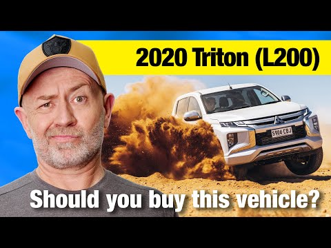 2020 Mitsubishi Triton (L200) Review: Should You Buy One? | Auto Expert John Cadogan