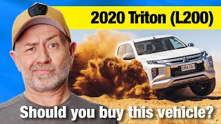 2019 Mitsubishi Triton (L200) review: Should you buy one? | Auto Expert John Cadogan