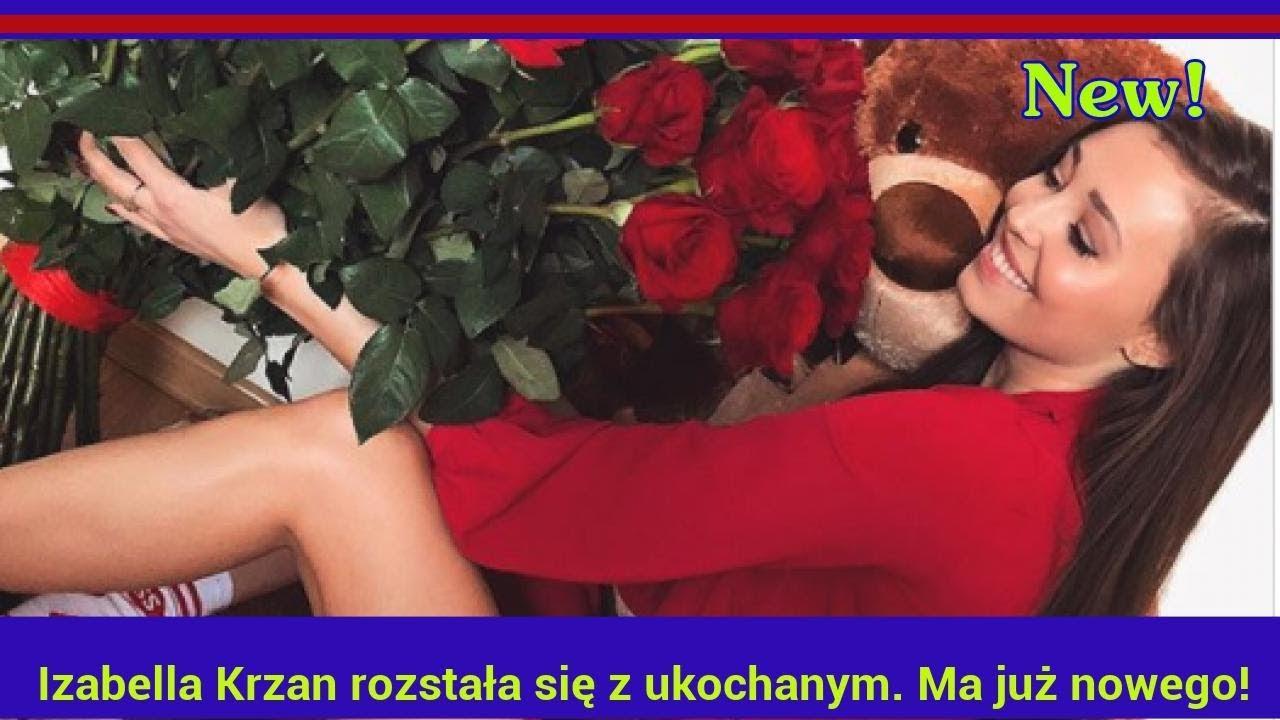 Izabella Krzan rozstała się z ukochanym. Ma już nowego!