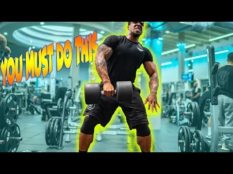 Sicko-Mode Training For Maximum Gains | Why I hate Travis Scott Songs