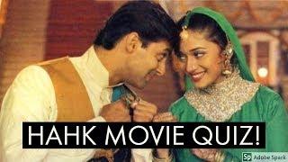Hum Aapke Hain Koun Movie Quiz | Salman Khan and Madhuri Dixit Quiz Show | Source of Bollywood