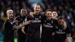 Cagliari vs Milan 0-2 highlights!