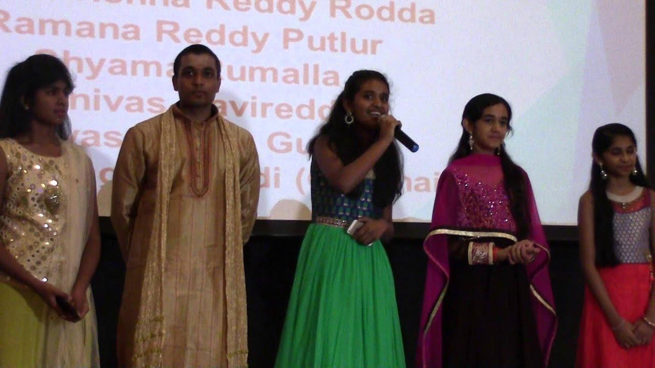 Vasanthagana Sourabham winners at Banquet for Swarabhishekam Sponsors