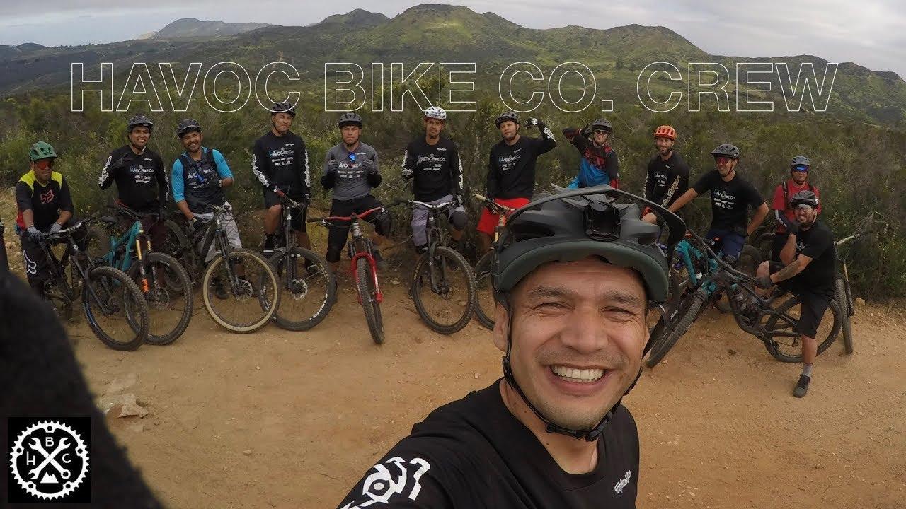 Havoc Bike Co. | MTB Edit Typical Weekend Crew Ride