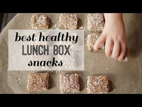 Best Healthy Lunch Box Snack Recipes | HuffPost Life