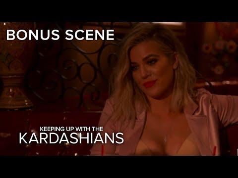 KUWTK | Khloé Kardashian Considers Big Boobs | E! thumbnail