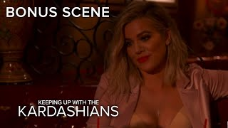 KUWTK | Khloe Kardashian Considers Big Boobs | E!