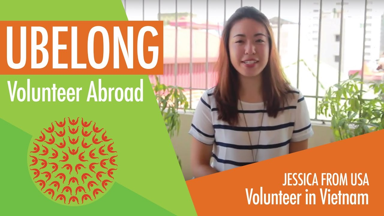 Volunteer in Vietnam with UBELONG | Responsible Volunteering