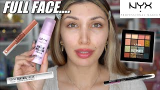 FULL FACE NOVITÀ NYX 😍 #makeupextra
