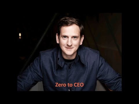 3D Basecamp 2014: From Zero to CEO, Bertier Luyt