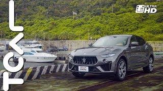 [4K] 最強海神SUV Maserati Levante TROFEO -TCar