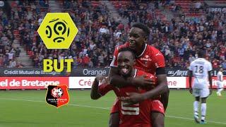 Video But Firmin MUBELE (46') / Stade Rennais FC - Dijon FCO (2-2)  / 2017-18 download MP3, 3GP, MP4, WEBM, AVI, FLV November 2017