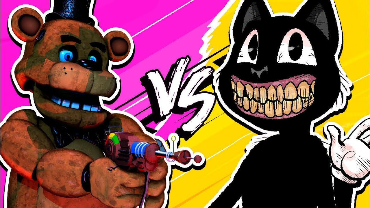 Five Nights at Freddy's Special Delivery X Cartoon Cat na Vida Real -  Mongo e Drongo na NOITE 3