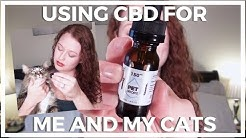 CBD ♥ For Me And My Cats