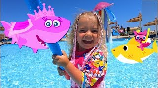 BABY SHARK | Nursery Rhymes | Baby Songs | Anabella show
