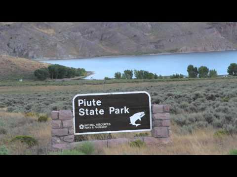 In My Back Yard - Piute Reservoir   Paiute Trail