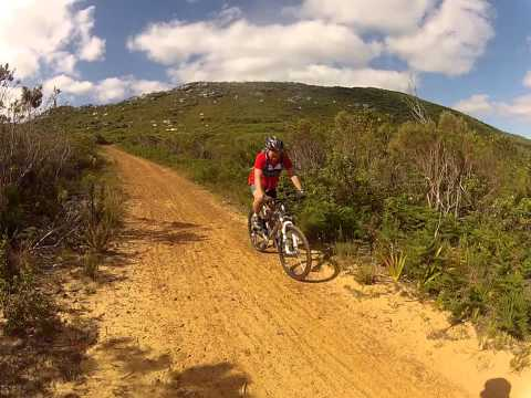 PURE Life Experiences down hill action video Escape+Explore in Cape Town