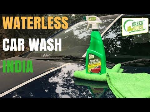 Waterless Car Wash India - Green Duck Industries