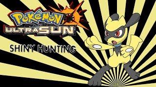 [LIVE] Shiny Hunting Riolu! Pokemon US/UM! Come Join :-)