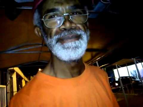 Invaders Pan Man - Trinidad March 2011