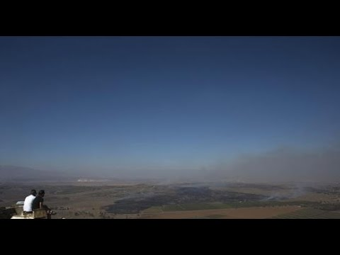 Rebels in Syria Capture Border Crossing With Israel in Golan Heights